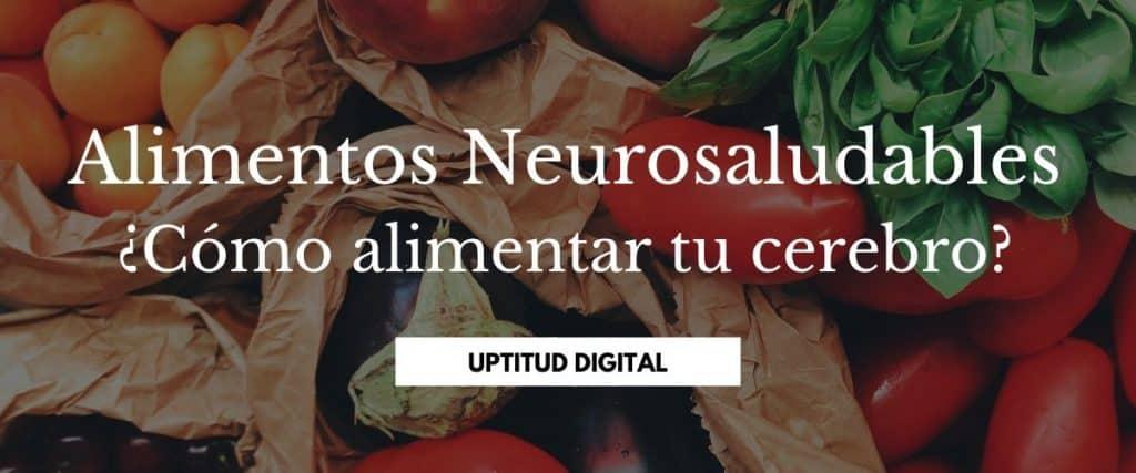 Alimentos Neurosaludables