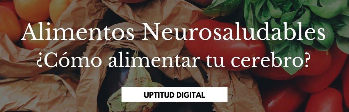 Alimentos Neurosaludables o Brainfood. Cómo alimentar y cuidar tu mente