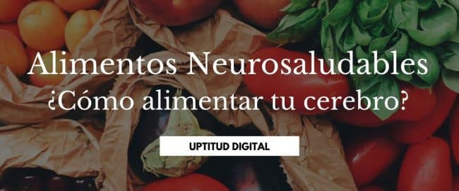 Alimentos Neurosaludables