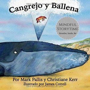Cangrejo y Ballena Libro Mindfulness Niños